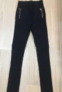 Skinny black jeans/ pants