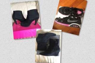 高踭鞋 Nike 鞋