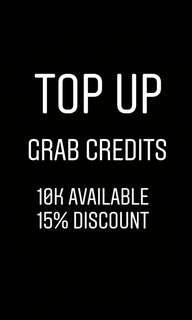 Grab Credits