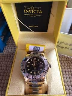 Authentic INVICTA AUTOMATIC watch for Men