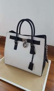 Beautiful Michael Kors Large Hamilton Bag