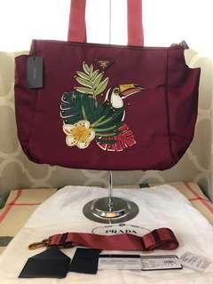 Prada 2 Way bag (Authentic Quality)