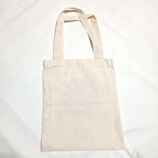 🚚 MUJI 無印良品 棉布購物袋 帆布袋(A4)