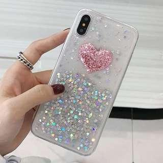 Glitter iPhone Case #MFEB20