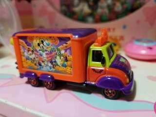 Tomica 絶版 Disney Motor Vehicle Halloween Toy Story 萬聖節 反斗奇兵 貨車 無盒