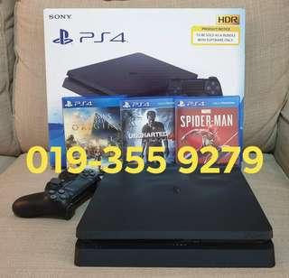 Ps4 Slim HDR tip top condition