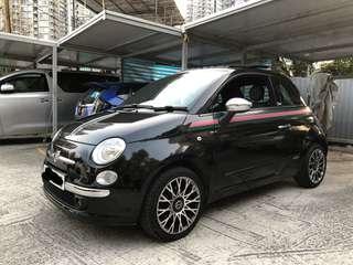 FIAT 500 1.4 Gucci Edition
