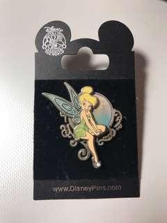 迪士尼襟章 Disneyland Tinkerbell 購自美國佛羅里達州- 奧蘭多的迪士尼世界WALT Disney World