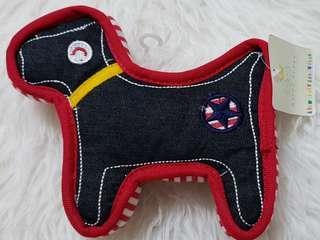 Happy puppy dog toy