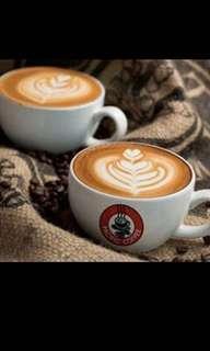 Pacific Coffee 券