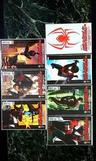 All new Spiderman #1-19 Miles Morales
