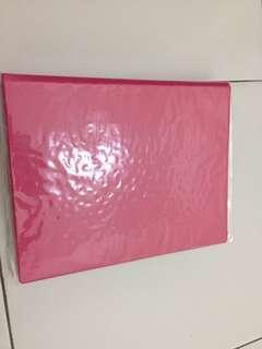 Binder Bantex Ukuran B3 Pink