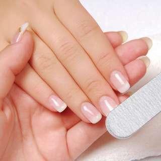 FREE Gel Manicure, totally legit + ZERO hardselling!