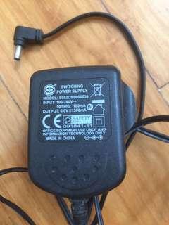 AC Adapter 6V