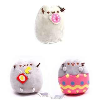 Pusheen Cat Plush Toy