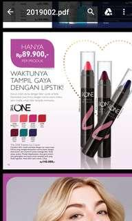 The ONE lips crayon
