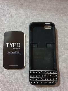 Keypad for iPhone SE/5 series