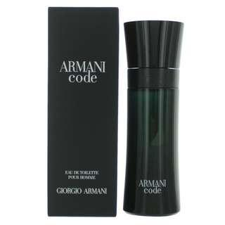 Armani Code 75ml EDT for Men
