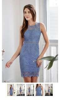 Thread theory moonlight melody dress