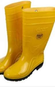 GOCO Rubber Boots - Yellow