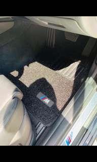 BMW custom fit car mat