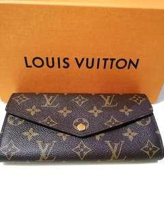 Louis Vuitton Sarah Wallet (PINK)
