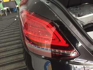Paint protection film PPF