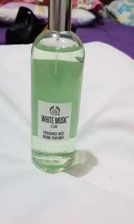 White musk l'eau original 100 %