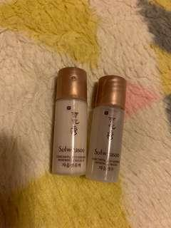 Sulwhasoo concentrated ginseng renewing water/ emulsion雪花秀爽膚水/乳液