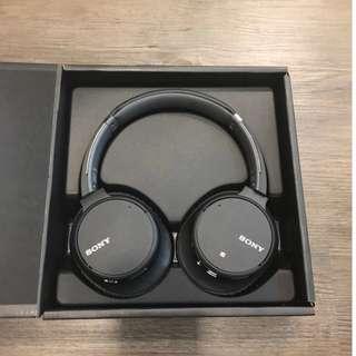 1fc6b2c6f49 Sony Around the Ear WH-CH700N Wireless Noise Canceling Headphones, Black  (WHCH700N/