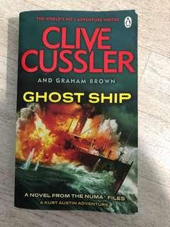 Ghost ship book