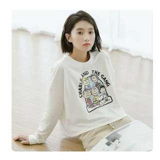🚚 Snoopy Pullover