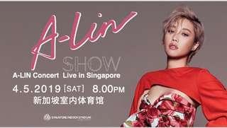 HTB A Lin singapore concert