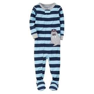 🚚 BNWT 12M Carter's Sleepsuit