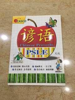PSLE Chinese Proverbs Book