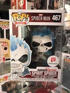 🚚 Spirit spider funko pop