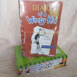 🚚 Diary of a Wimpy Kid series