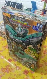 新幹線戰士 新幹線口木 H5 北海道 號 DXS06 二手 只限一盒 takara tomy