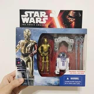 Star Wars星際大戰 R2D2/C3PO