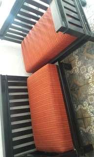 Jual sofa baru hanya sisa pameran