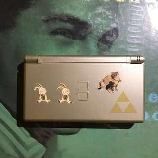 Nintendo DS Lite Zelda Limited Edition #BFgadget