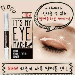 🚚 韓國Its My Eye Maker神奇雙眼皮改造筆