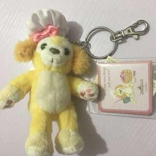 Cookie 鎖匙扣 keychain Disney 迪士尼 duffy and friends