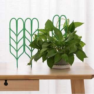 673. Balcony Gardening Plant Vines Support (Set of 3)