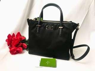 SALE! $230 Kate Spade Nylon Bag