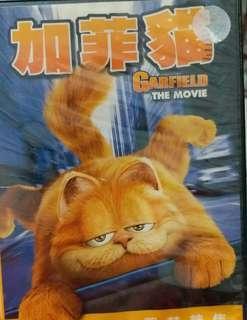 DVD加菲貓