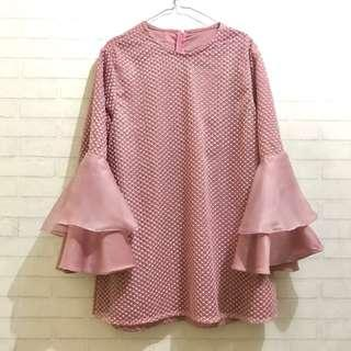 Dusty Glam Blouse