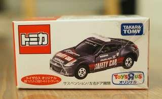 全新 TAKARA TOMY TRU 反斗城限定 Safety car 日產安全車