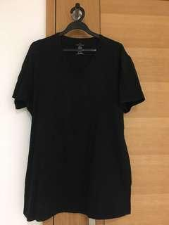 Calvin Klein Black Slim Fit Size L/G