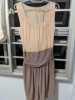 Gisellablu dress in Dusty Peach